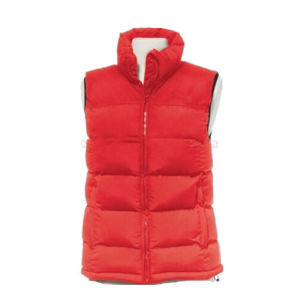 Red Women Fashion Good Quality Bodywarmer Waistcoat Vest pictures & photos