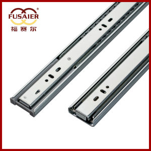 45mm Soft-Closing Ball Bearing Drawer Slide pictures & photos