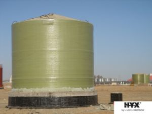 Large Scale FRP Tank for Chemical pictures & photos