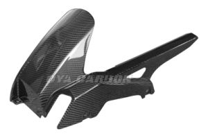 Carbon Fiber Rear Hugger for Suzuki Gsr 750 2011-2013 pictures & photos