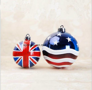 8 Cm Christmas Balls Decoration for Christmas Tree pictures & photos