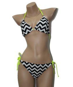Bandage Halter Beachwear Brazilian Bikini