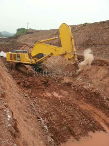 Excavator Heavy Duty Rock Boom and Arm for Komatsu (PC650) pictures & photos