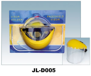 CE Face Shield with Transparent Visor pictures & photos