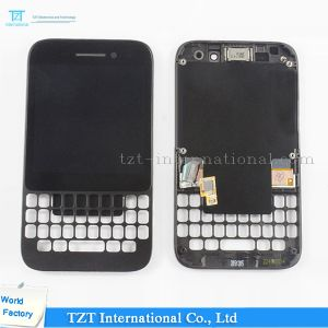 Factory Wholesale Mobile Phoen LCD for Blackberry Q5 Display pictures & photos