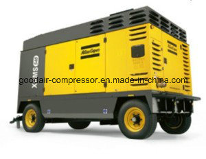 Atlas Copco Portable Screw Air Compressor (XAMS496) pictures & photos