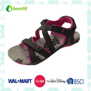 Colorful PU Upper and TPR Sole, Men′s Sporty Sandals pictures & photos