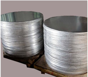 China Manufacturer Flat Aluminum Circle pictures & photos