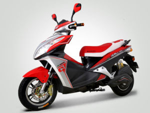 1500W World Cup Electric Motorcycle (LEV017) pictures & photos