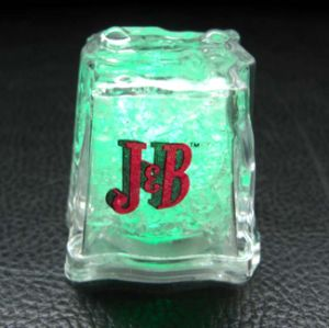 Blinking Custom LED Ice Cube with Logo Printed (3188) pictures & photos