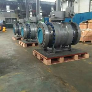 "A105 12"" 900lb Ball Valve pictures & photos"