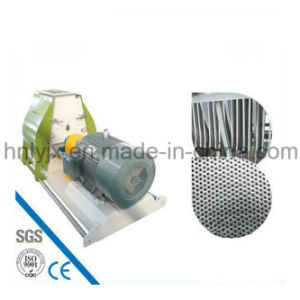 Water Drop Animal Feed Grinder Hammer Crusher Hammer Mill pictures & photos