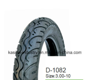 Motorcycle Tyre 3.00-10 with High Performance&Competitive Price pictures & photos