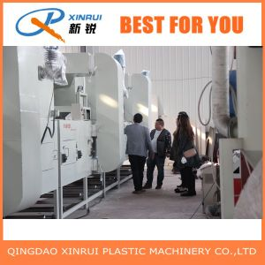 PVC Carpet Making Equipment /Plastic Mat Machine/Car Mat Extruder pictures & photos