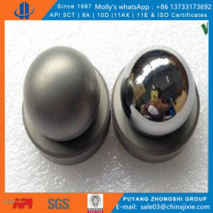 API Tungsten Carbide Valve Balls and Valve Seats pictures & photos