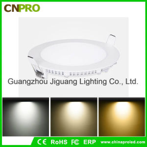 Wholesale Commercial 205mm 225mm Diameter 18W LED Panel Light pictures & photos