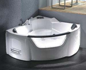 Bathtub for Lovers Kohler Whirlpool Bathtub (JL806) pictures & photos