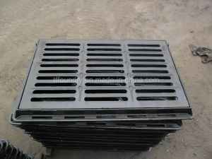 Cast Iron Channel Grating with Manhole Frames pictures & photos
