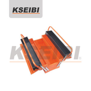 Tool Box -with 5 Compartments-Kseibi pictures & photos