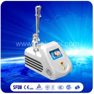 CE Approved Portable CO2 Laser Fractional Laser System pictures & photos