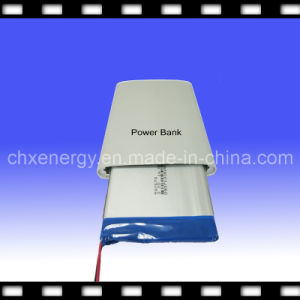 Rechargeable Lithium Polymer Battery Cell for Power Bank 3.7V All Kinds