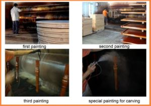 Maydos Not Solvent Water Base Furniture Lacquer pictures & photos