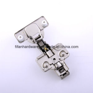Clip on Soft Closing Cabinet Concealed Hinge pictures & photos