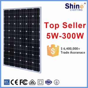 10 Years Warranty 50W-250W- 320W Solar Panels for Solar Power Plant/ Home System pictures & photos