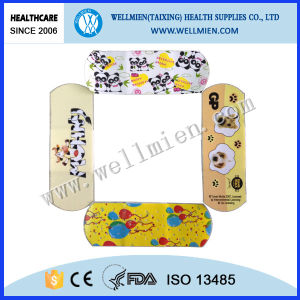 Disposable Sterilized Color Band Aid pictures & photos