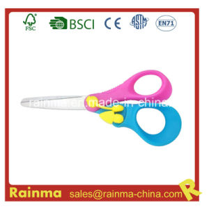 Soft Handle Kids Scissors Color May Vary pictures & photos