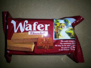 30g Small Pack Chocolate Flavor Wafer