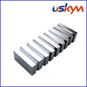 Block Neodymium Magnets (F-002) pictures & photos