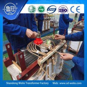 ANSI standard 6kV/6.3kV/10kV/11kV single phase oil-cooled ( ONAN) distribution transformer pictures & photos