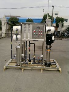 Manufacturer of 12000GPD Industrial RO Water Purification pictures & photos