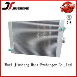 Vacuum Brazed Aluminum Plate Bar Radiator for Construction Machine