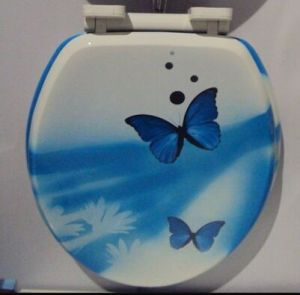 3D Printing Venner Soft Close Moulded MDF Toilet Seat Cover pictures & photos