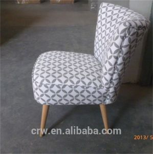 Rch-4259 High Quality Floral Fabric Dining Chairs for Promation pictures & photos