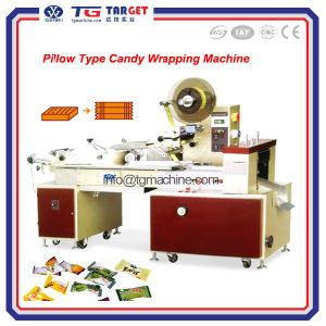 Pillow Packing Machine Pillow Type Candy Packaging Machine pictures & photos