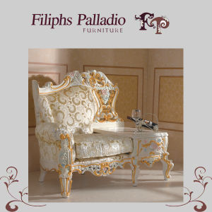 Luxury Classic Telephone Table and Chair