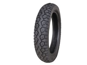 Super Strength Sets of Tyres with Tubes for Honda Motorcycle Tire 110/90-16 pictures & photos