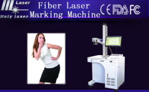 Fiber Laser Marking Machine for Metals pictures & photos