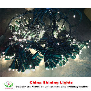 UL Standard Outdoor Waterproof LED Curtain Lights Christmas Holiday Decoration pictures & photos