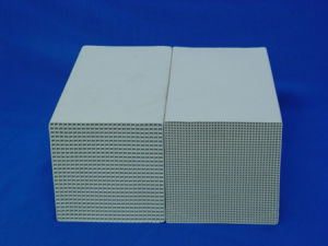 Corundum Mullite Honeycomb Ceramic Heater for Rto pictures & photos
