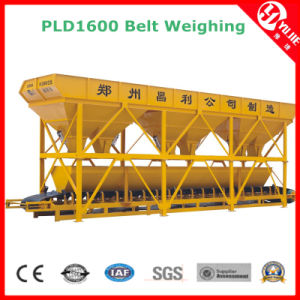 PLD1600 High Accuracy Belt Weighing Batcher Machine pictures & photos