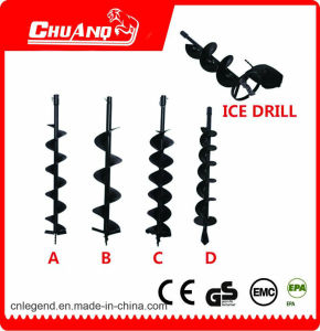 Gasoline Single Cylinger Earth Auger Drill Bits pictures & photos