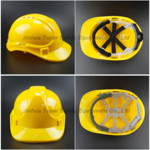 Security Products Safety Helmet Building Material HDPE Hat (SH501) pictures & photos