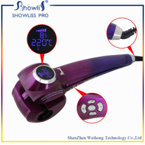 Bicolor Showliss PRO LED Curler Iron