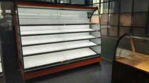 Supermarket Glass Doors Fresh Fruit Display Cooler pictures & photos
