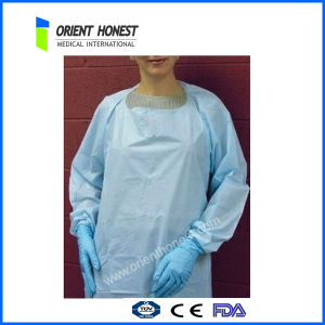 Protective Disposable Non Woven Surgical Medical Gown