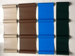 Competitive Price Color Corrugated Steel Sheet for Roofing